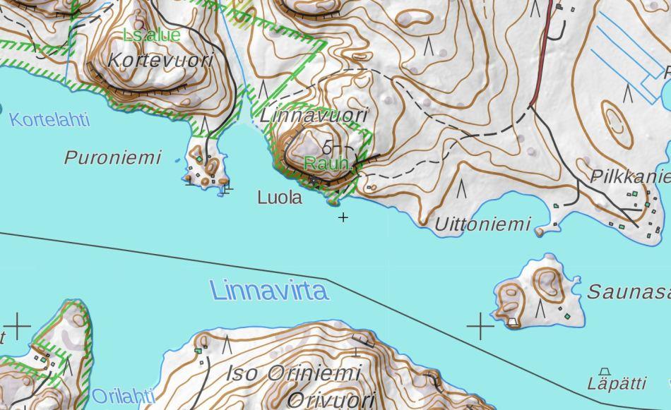 Kartta Maanmittauslaitos